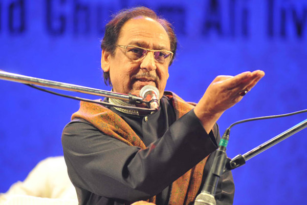 Ghulam Ali cancels all concerts in India