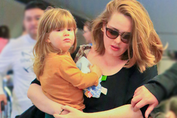 adele�s son to join her on tour radioandmusiccom