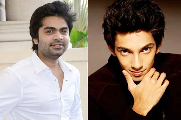 Simbu and  Anirudh Ravichander