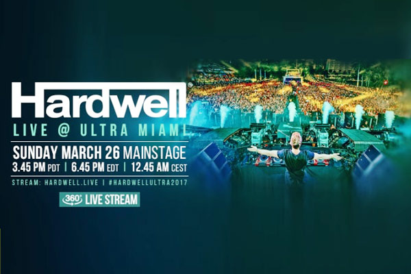 Watch Ultra Miami 2017 on Festival's Live Stream