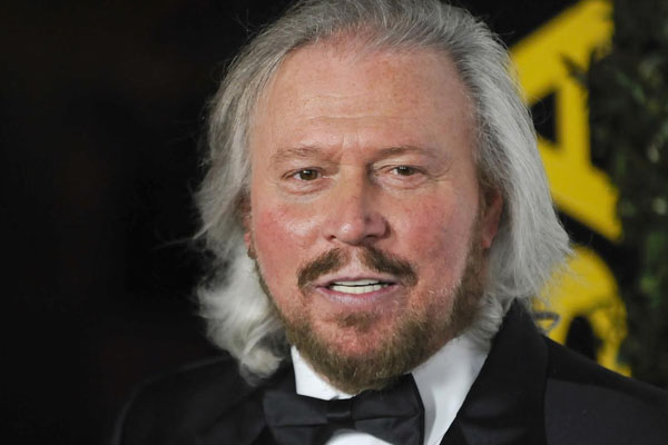 Barry Gibb shares his secret to 'stayin' alive ...