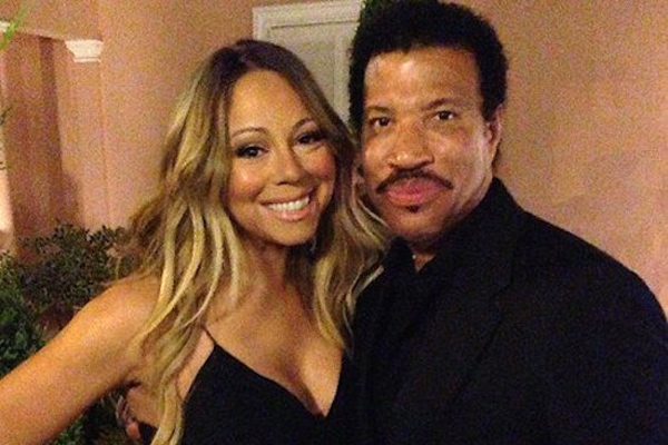 Mariah Carey jokingly advises Lionel Richie on possible
