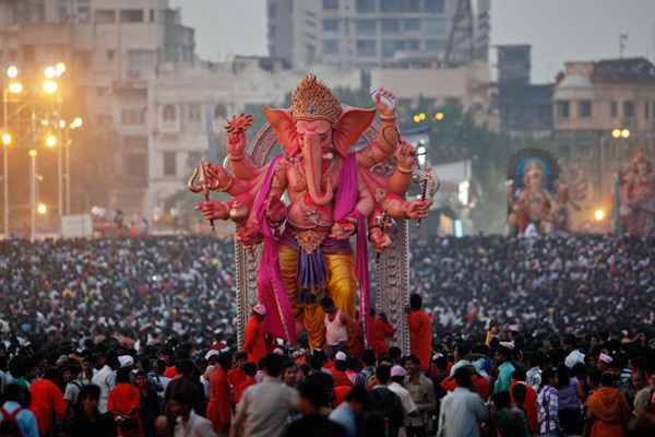 Nine incredible temples to visit this Ganesh Chaturthi