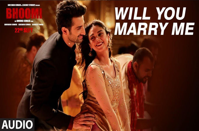 Bhoomi's new song 'Will You Marry Me' released!