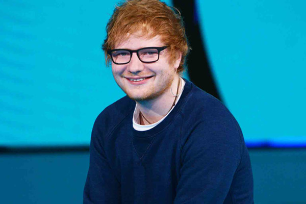 Musician Ed Sheeran Wants To Collaborate With Shah Rukh Khan In Movies