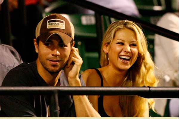Enrique Iglesias and His Partner Anna Kournikova Welcomes Twins