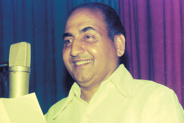 Google celebrates Mohammed Rafi's 93rd birthday with a doodle