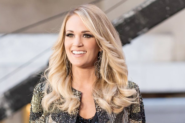 Carrie Underwood's Face not Looking Same Again After Needing 40 Stitches