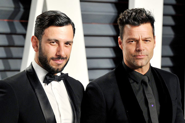 Ricky Martin Confirms He & Jwan Yosef Have Tied The Knot!
