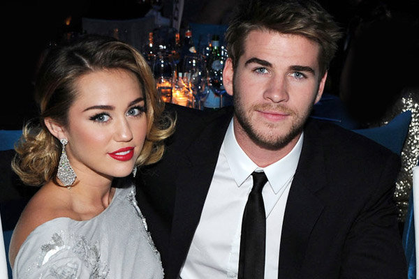 Miley Cyrus And Liam Hemsworth Gets Married Secretly