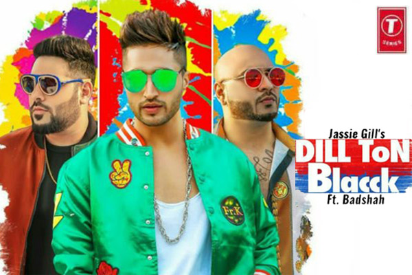 Jassi Gill and Badshah's much awaited 'Dill Ton Blacck' is