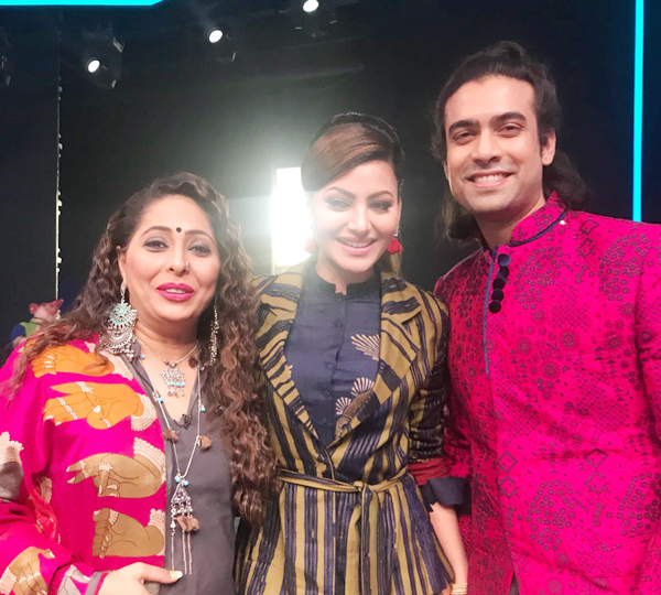 Jubin Nautiyal pays tribute to Sridevi on 'Super Dancer