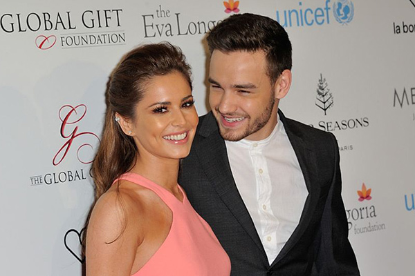 Liam Payne admits jealously over Cheryl's picture with Tom Hardy