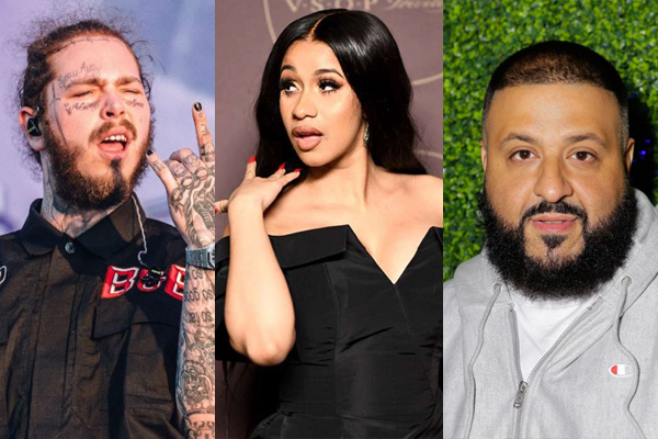 Cardi B, Post Malone to headline DJ Khaled's 'Days of Summer