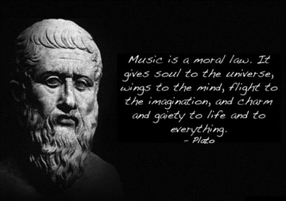 Inspirational quotes on music by famous musicians ...