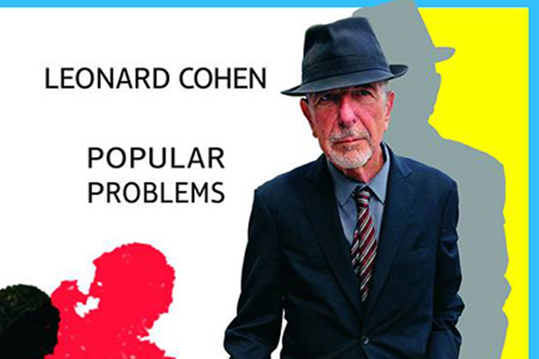 Leonard cohen co writes eight songs with madonna music for Leonard cohen music videos