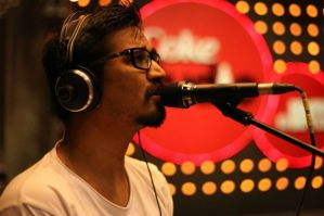 Amit Trivedi at MTV Coke Studio