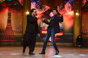 Singer Shaan and Mika on Entertainment Ke Liye Kuch Bhi Karega!