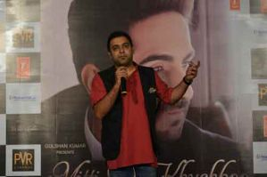 Ayushmann Khurana launches his new single 'Mitti Di Khushboo'