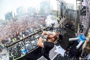 David Guetta ( Photo Credits Monish Bhatt)