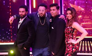 Sonakshi, Bharati, Terrance on the Grand Finale of Dil Hai Hindustani