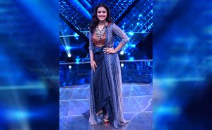 Kajol-on-the-set-of-Dil-Hai-Hindustani-2