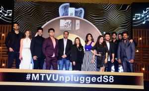 Star-Studded launch of Royal Stag Barrel Select MTV Unplugged S8