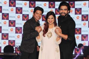 Exclusive Pictures of 'Sa Re Ga Ma Pa Li'l Champs Press Conference