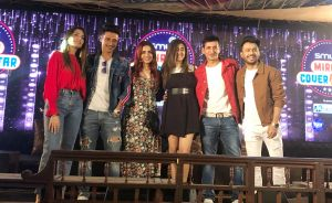 India's First Smule Mirchi Cover Star announced in the presence of Jonita Gandhi, Meet Bros and others