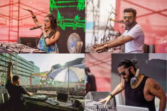 Nucleya's FB page & Bollyboom