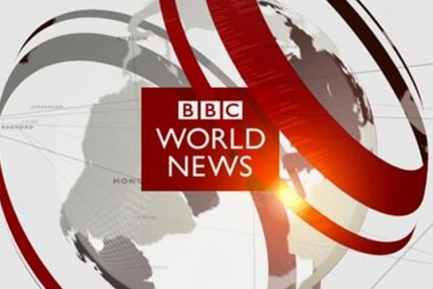 Bbc world news presenters female