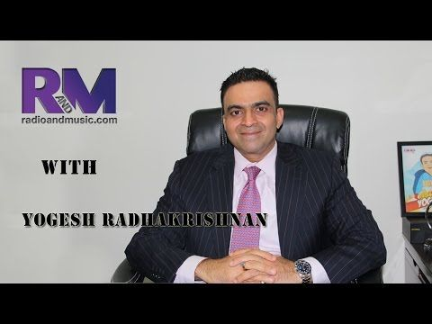RNM EXLUSIVE: Yogesh Radhakrishnan speaks on evolution of Indian music industry
