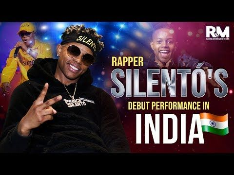 Silentó's debut tour in India