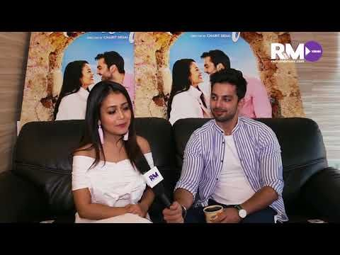 Meet the Humsafar's Neha Kakkar and Himansh Kohli