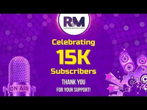 RandM celebrates 15K subscribers on YouTube