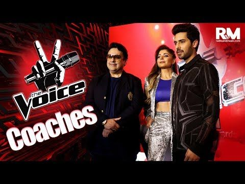 Armaan and Adnan on 'The Voice Season 3'