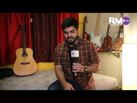 Rising star of Bollywood music- Rahul Pandey