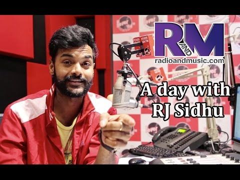 A day with RJ Sidhu