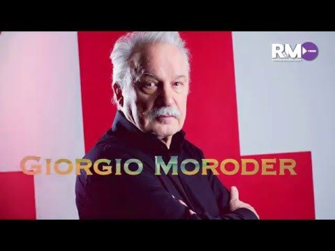 An interview with Giorgio Moroder
