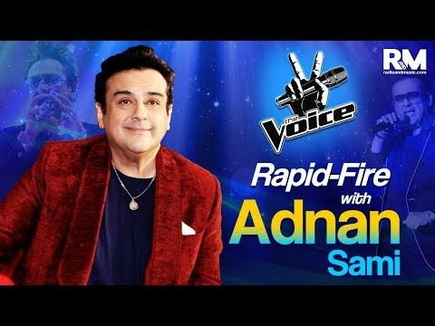 Adnan Sami gets candid in exclusive Rapid-Fire