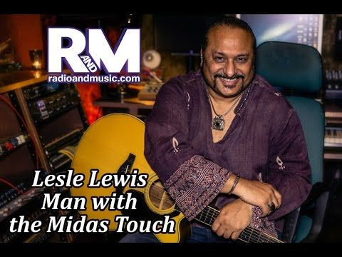 Lesle Lewis Man with the Midas Touch