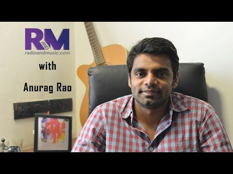 Farout's Anurag Rao talks about his musical journey and his hobby