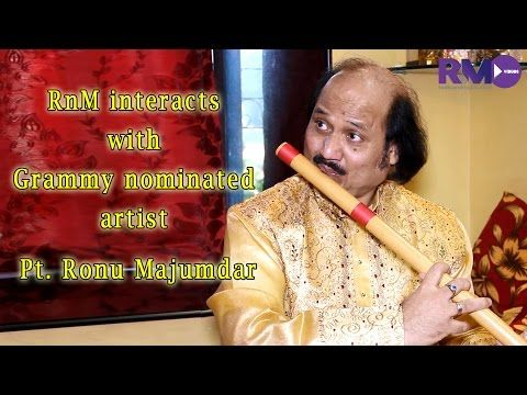 RnM interacts with Grammy nominated artist Pt. Ronu Majumdar