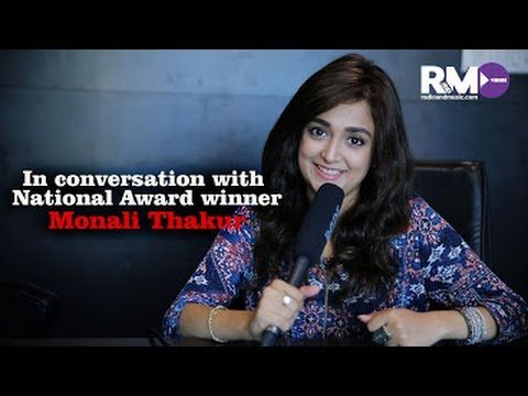 In conversation with National Award winner Monali Thakur