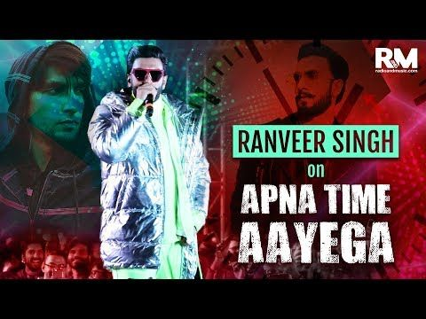 Ranveer Singh, Divine û The rappers storm at Gully Boy Music launch