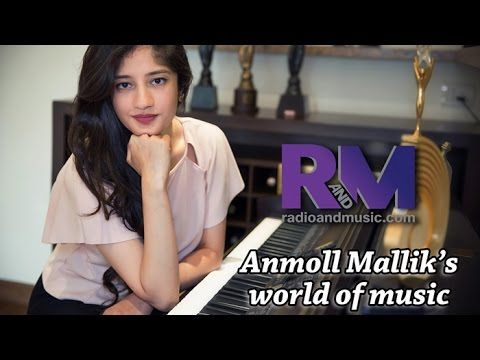 Anmoll Mallik's world of music