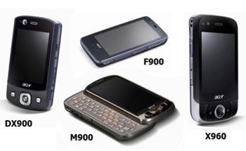 Acer debuts in Indian market with five smartphones