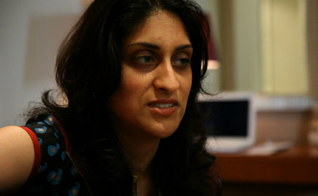 Indian Classical Vocalist Samidha Joglekar lends her voice to India