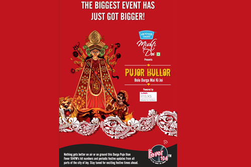 Fever Fm Kolkata Concludes A Successful Durga Pujo