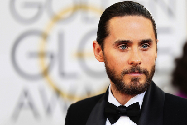 Groovy Jared Leto Shaves Beard Cuts Hair Short For Joker Role Short Hairstyles Gunalazisus